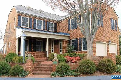 Albemarle County Single Family Home Sold: 552 Dryden Pl