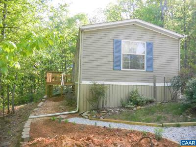 Nelson County Single Family Home For Sale: 34 Archery Ln