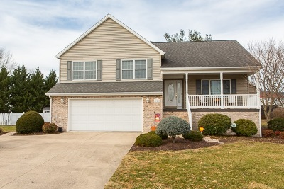 Rockingham County Single Family Home For Sale: 10485 Blue Spruce Ct