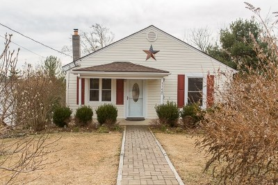 Augusta County Single Family Home For Sale: 114 Maury Mill Rd