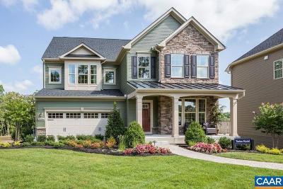 Charlottesville Single Family Home For Sale: 76 Delphi Ln