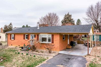 Augusta County Single Family Home For Sale: 90 Skyview Cir