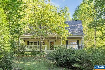 Albemarle County Single Family Home For Sale: 2558 Dudley Mountain Rd