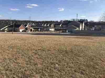 Harrisonburg Lots & Land For Sale: 1591 Skylark Ln
