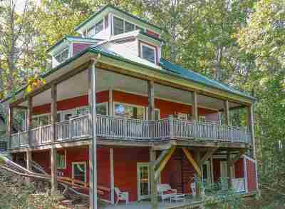 Rockingham County Single Family Home For Sale: 175 Cub Ln