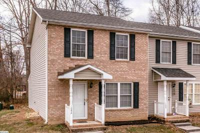 Rockingham County Townhome For Sale: 108 - A 12th St #A