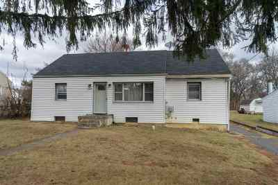 Harrisonburg Single Family Home For Sale: 182 Ashby Ave