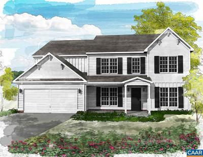 Fluvanna County Single Family Home For Sale: Lot 19 Pine Shadow Ct #19