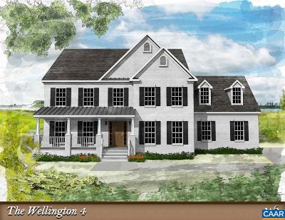 Fluvanna County Single Family Home For Sale: Lot 31 Pine Shadow Ct #31