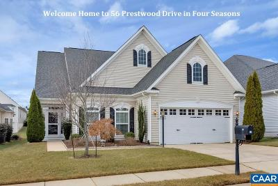 Single Family Home For Sale: 56 Prestwood Dr