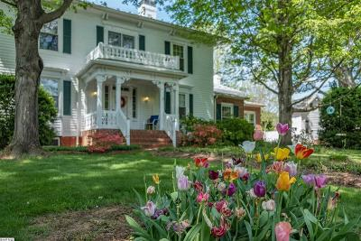 Waynesboro Single Family Home For Sale: 1249 Lyndhurst Rd