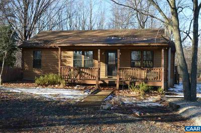 Palmyra Single Family Home For Sale: 1337 Long Acre Rd