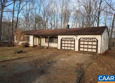 Greene County Single Family Home For Sale: 480 Horseshoe Rd