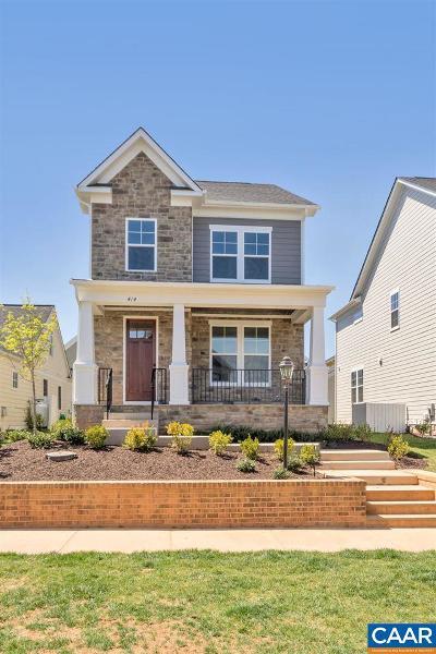 Albemarle County Single Family Home For Sale: 176 Barnett St