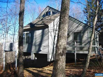 Nelson County Single Family Home For Sale: 18 Squirrel Tree Ln