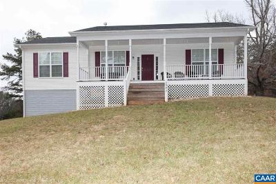 Greene County Single Family Home For Sale: 2093 Swift Run Rd