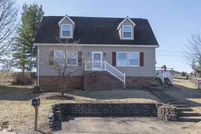 Harrisonburg Single Family Home For Sale: 109 Laurel St