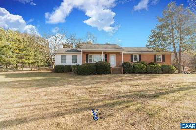 Stuarts Draft Single Family Home For Sale: 301 Guthrie Rd