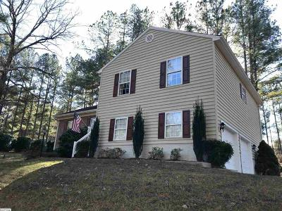 Greene County Single Family Home For Sale: 62 White Oak Way