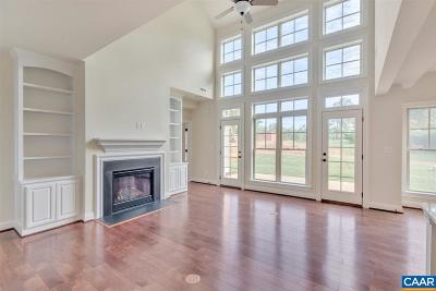 Charlottesville Townhome For Sale: 44 Out Of Bounds Ct