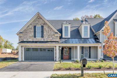 Charlottesville Townhome For Sale: 42 Out Of Bounds Ct