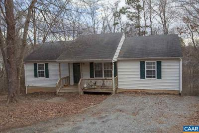 Single Family Home For Sale: 212 Petunia Rd