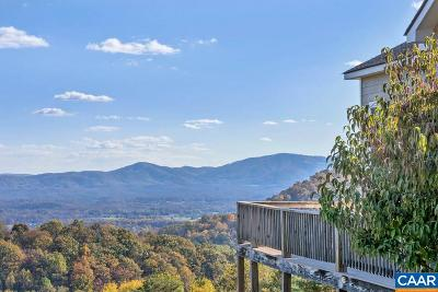 Albemarle County Single Family Home For Sale: 2104b Saddle Hollow Rd