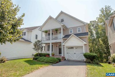 Charlottesville Single Family Home For Sale: 174 Brookwood Dr