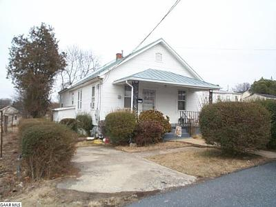 Waynesboro County Single Family Home For Sale: 401 Smith St