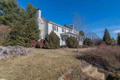 Waynesboro County Single Family Home For Sale: 1801 Lyndhurst Rd