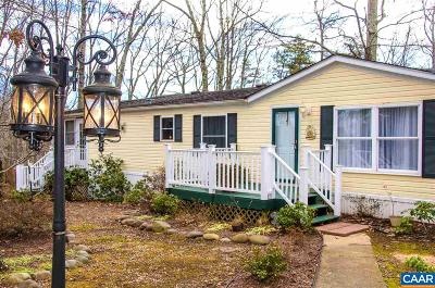 Buckingham Single Family Home For Sale: 3919 Firehouse Rd