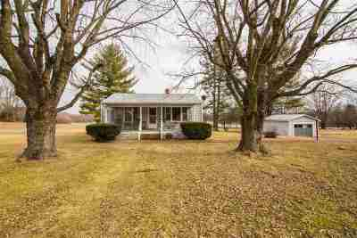 Rockingham County Single Family Home For Sale: 17828 North Mountain Rd