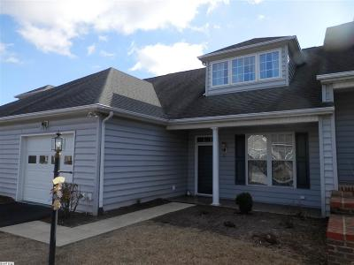 Augusta County Townhome For Sale: 20 Villa View Dr