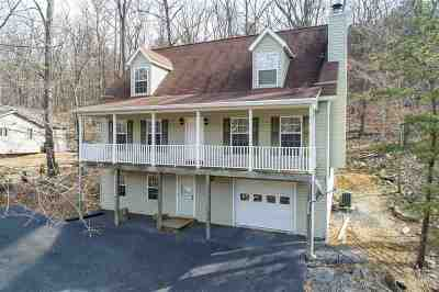 Rockingham County Single Family Home For Sale: 4534 Palmer Rd