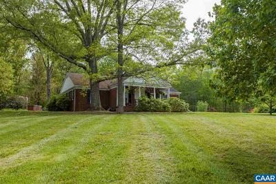 Fluvanna County Single Family Home For Sale: 584 Sunny Field Ln