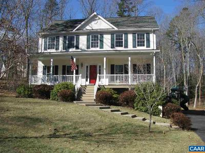 Single Family Home For Sale: 350 Spring Haven Ln