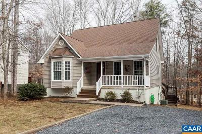 Palmyra Single Family Home For Sale: 11 Stonewall Rd