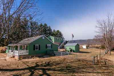 Rockingham County Single Family Home For Sale: 7387 Gum Tree Ln