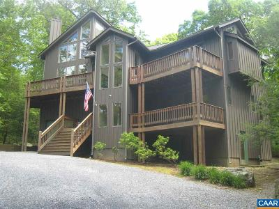 Nelson County Single Family Home For Sale: 77 Den Tree Ln