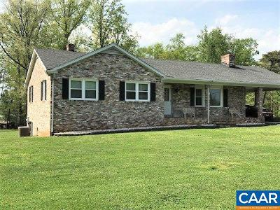Greene County Single Family Home For Sale: 1306 Advance Mills Rd