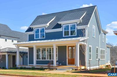 Crozet Single Family Home For Sale: 3298 Rowcross St