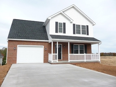 Rockingham County Single Family Home For Sale: 3589 Majestic Cir