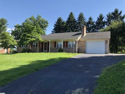 Augusta County Single Family Home For Sale: 169 Kingsbury Dr