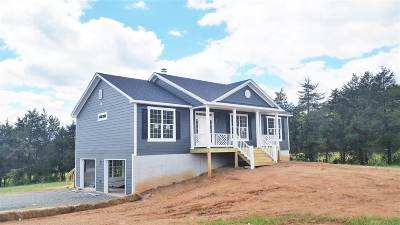 Single Family Home For Sale: 3849 Advance Mills Rd
