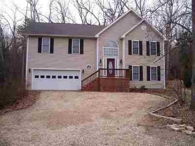 Rockingham County Single Family Home For Sale: 2673 Hawksbill Rd