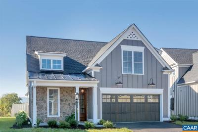 Charlottesville Single Family Home For Sale: 177 Marietta Dr