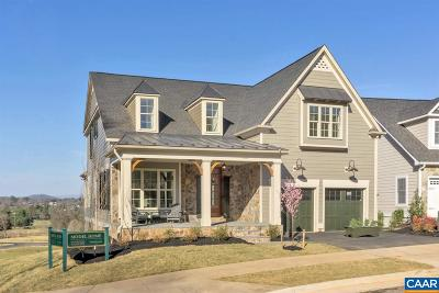 Charlottesville Single Family Home For Sale: 214 Delphi Ln