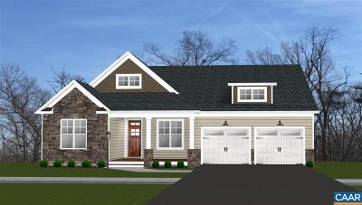 Charlottesville Single Family Home For Sale: 55 Bleeker St