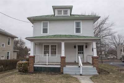 Harrisonburg Single Family Home For Sale: 735 N Main St