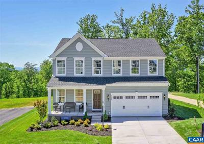Albemarle County Single Family Home For Sale: 4430 Sunset Dr